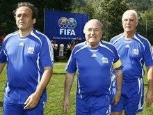 УЕФА отстранил Албанию от проведения международных матчей