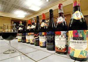 Франция вместе с остальным миром отмечают праздник вина Божоле Нуво
