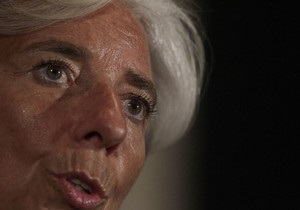 Кристин Лагард - первая женщина на посту главы МВФ. Биографическая справка