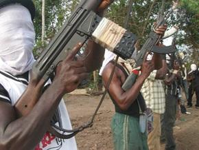 Украинец попал в плен к нигерийским боевикам