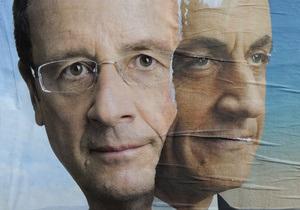 Саркози и Олланд вместе проведут годовщину окончания Второй мировой войны