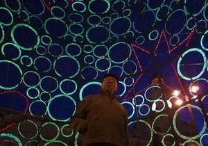 Попов не исключает, что елку на Майдане Незалежности зажгут после 19-го декабря