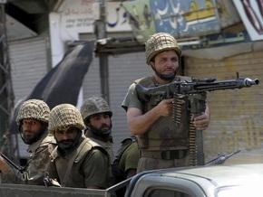 В Пакистане смертник атаковал блокпост: три человека погибли