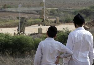 В центральной части Израиля развернули более мощный элемент системы ПРО