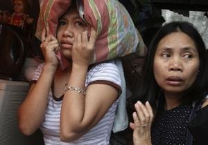 Одну из филиппинских провинций объявили зоной бедствия из-за вспышки лихорадки денге