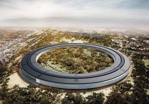Apple - Самый дорогой офис в мире – Корреспондент - Мечта гения - Apple строит самый дорогой и технократичный офис в мире