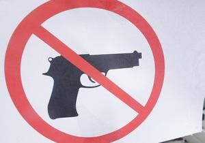 В Волынской области старшеклассник открыл стрельбу в местном лицее