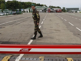 На молдавско-украинской границе произошла перестрелка: тяжело ранен пограничник