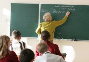 Минобразования планирует создать национальный рейтинг школ
