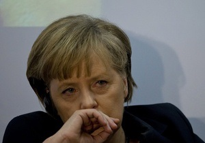 Иностранные СМИ: План  Б  Меркель о том, как не развалить еврозону