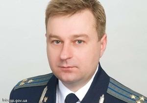 Пшонка назначил нового прокурора Львова
