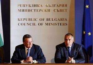 Россия и Болгария зафиксировали дорожную карту Южного потока