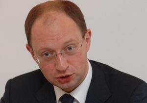 Яценюк договаривается с Гриценко о совместном контроле за голосованием на выборах