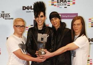 Tokio Hotel отменили концерт в Москве за несколько часов до его начала