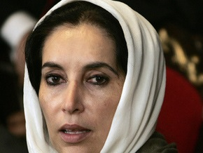 ООН будет расследовать убийство Беназир Бхутто