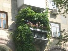 В Киеве ищут самый красивый балкон