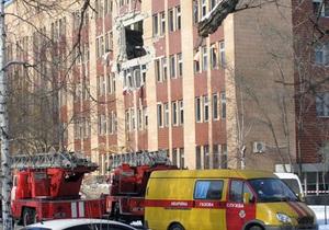 В Луганске в результате взрыва в больнице погибло пять человек - МЧС