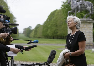 Главу МВФ Кристин Лагард допросят в суде