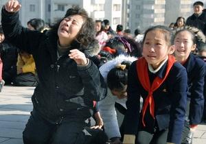 Проститься с Ким Чен Иром за сутки пришли пять миллионов человек