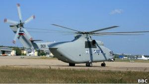 Вертолеты России не смогут провести IPO в Лондоне