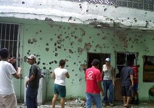Президент Мексики отправил четыре мотопехотных батальона на борьбу с наркомафией