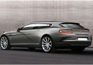 Bertone и Aston Martin готовятся представить роскошный универсал