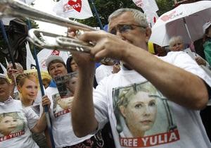 НГ: Суды над Тимошенко могут затянуться до президентских выборов