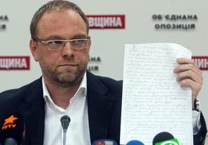 Власенко подозревает экс-губернатора Донецкой области в причастности к убийству Щербаня