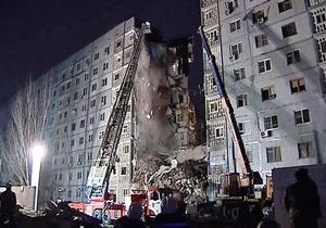 В Астрахани растет число жертв обрушения жилого дома