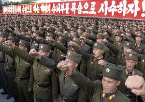 КНДР обещает прибегнуть к военным мерам, если СБ ООН выдвинет обвинения в потоплении корвета