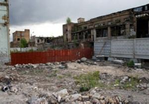 В киевской мэрии заявили, что не могут вывезти всю ртуть с завода Радикал