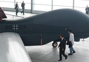 Пресса: Миллионы на беспилотники Euro Hawk потрачены напрасно