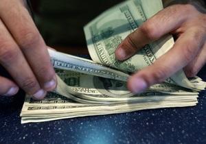 Курс гривны - Валюта - Ъ: Приток иностранной валюты в Украину сокращается