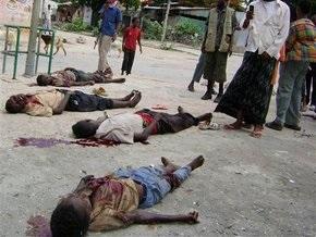 Власти Сомали просят ввести в страну иностранные войска