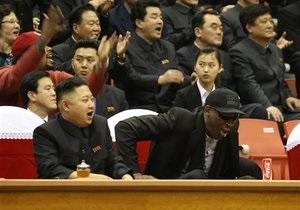 Новости Северной Кореи - Ким чен ун: Родман снова собирается встретиться с лидером КНДР