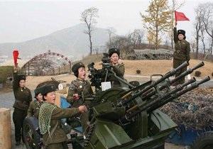 Ким Чен Ир привел войска Северной Кореи в полную боеготовность