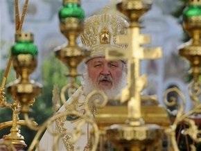 Патриарх Кирилл прибыл в один из древнейших монастырей Украины