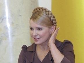 Тимошенко хочет узаконить  благотворительные взносы  в школах