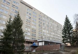 Немецкие врачи приедут в Харьков 13 апреля для осмотра больницы, предложенной Тимошенко