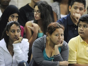 Ученики одной из школ США сорвали урок с помощью флэш-моба