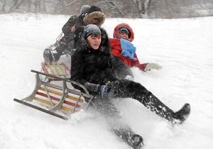 Фотогалерея: Приступ снежности
