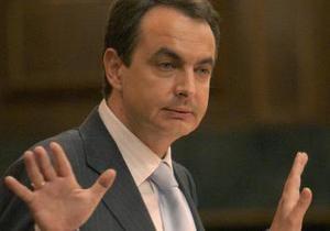 Угроза долгового кризиса в Испании: Сапатеро перенес отпуск