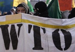 Для повышения пошлин Украина должна пойти на уступки - ВТО