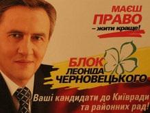 Соцопросы: Черновецкий уверенно лидирует
