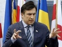 Саакашвили проинформировал Буша о развитии событий в Грузии