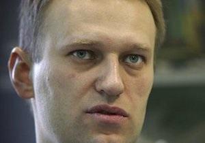 Полиция задержала Навального во время встречи с избирателями