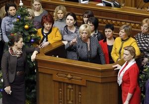 Дело Тимошенко - Кужель сообщила, что Тимошенко в тяжелом состоянии, начальник колонии получил отказ заключенной ехать в суд