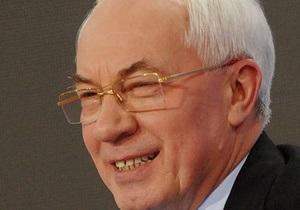 Азаров: Пик морозов ожидается в конце недели