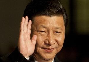 Си Цзиньпин избран новым генсеком Компартии Китая