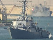 В порт Батуми прибыл американский военный корабль